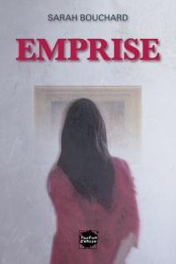 """Couverture du roman """"Emprise"""""""
