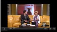 """Christine Michaud parle de """"Emprise"""" de Sarah Bouchard à Salut Bonjour"""